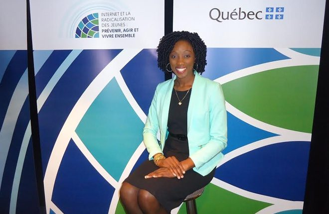 Kittitian serves as UNESCO panelist at Quebec conference on the internet and youth