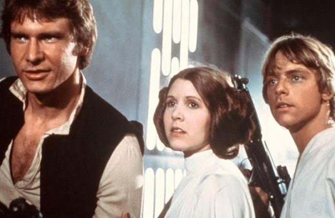Carrie Fisher, Star Wars actress, dies aged 60
