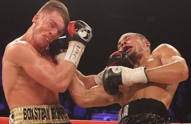 Nick Blackwell: Former British middleweight champion out of coma after sparring injuries