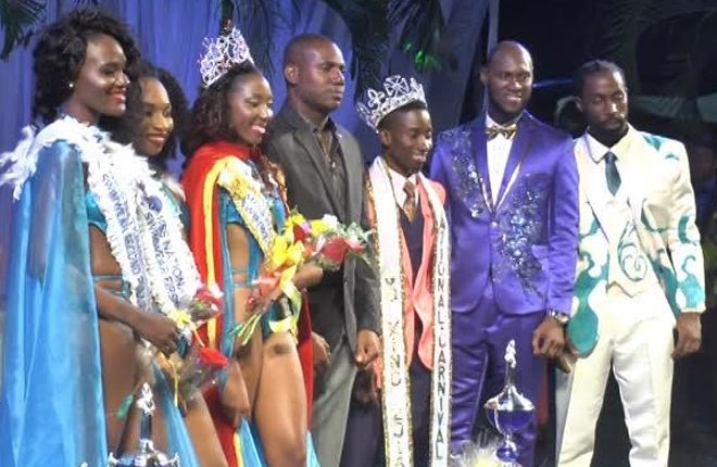 Miss National Swimsuit and Mr GQ crowned