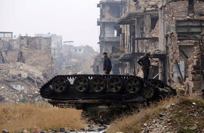Syria conflict: Ceasefire agreed, backed by Russia and Turkey