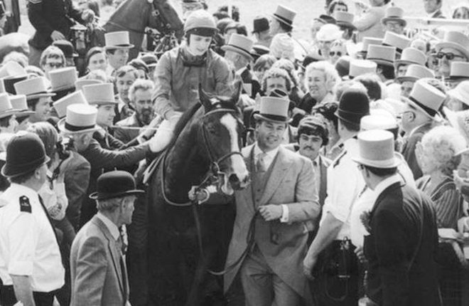 Walter Swinburn: Three-time Derby winner and Shergar jockey dies aged 55