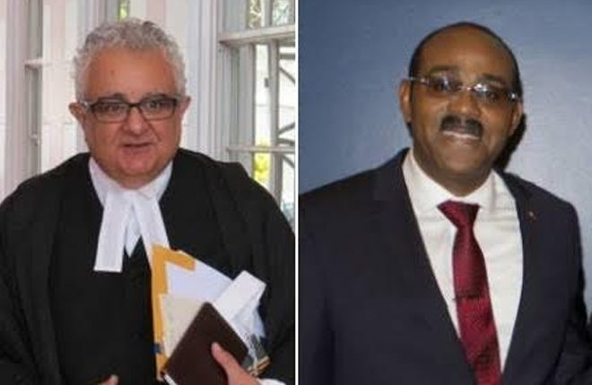 Prominent regional attorney retained by Antigua PM in defamation case