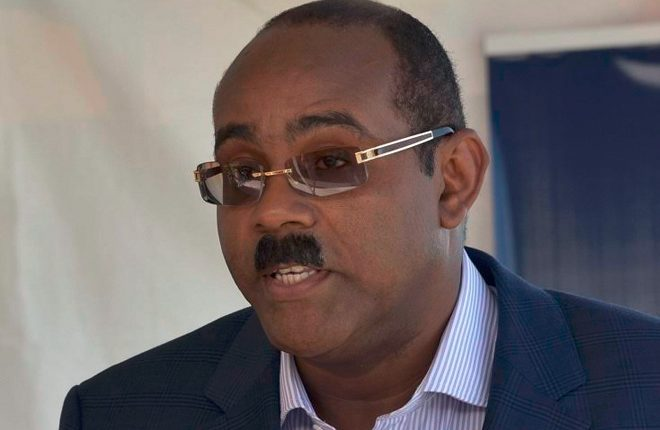 Antigua PM Standing by Diplomat In Midst of International Bribery Scandal
