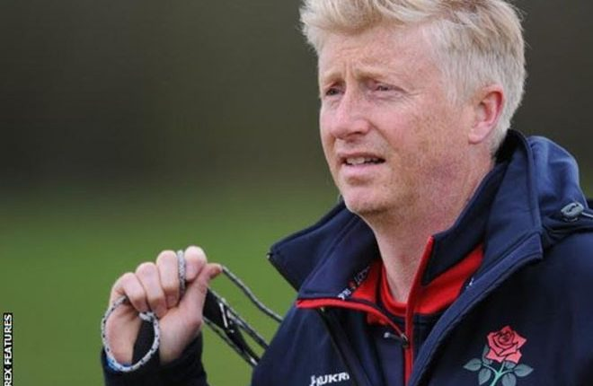 Glen Chapple: Lancashire appoint new head coach to replace Ashley Giles
