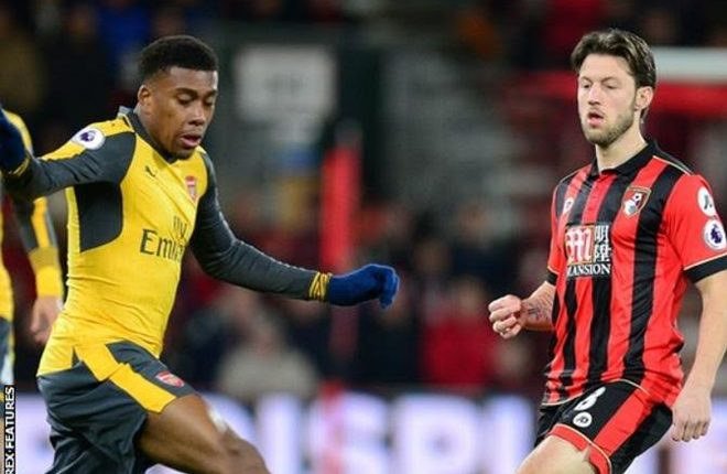 Harry Arter sacked for tweet towards Bournemouth midfielder