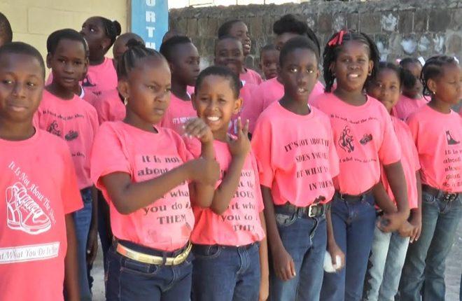 Maurice Hillier Memorial Jr School opens Literacy Week of Activties