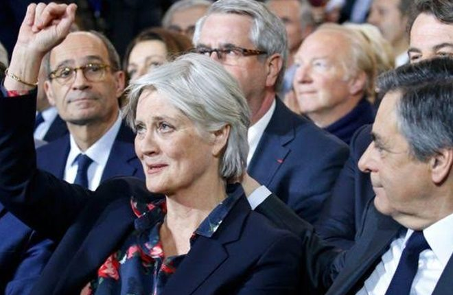 Fillon pay row: New claim over wife's 'fake jobs'