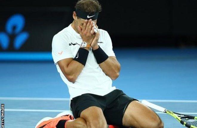 Rafael Nadal beats Milos Raonic to reach Australian Open semi-finals