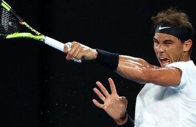 Australian Open 2017: Rafael Nadal, Milos Raonic, Grigor Dimitrov, David Goffin in last eight