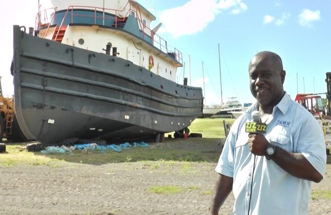 St. Kitts Marine Works to construct second pier