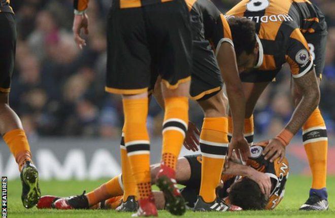 Ryan Mason: Hull City midfielder talking again after fracturing skull