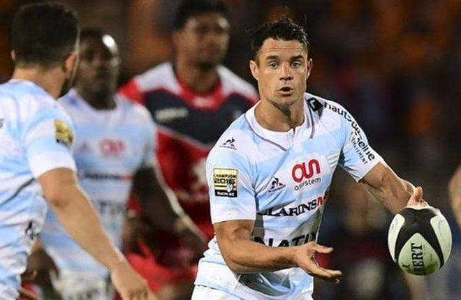 Dan Carter: Racing 92 fly-half sorry after drink-driving reports