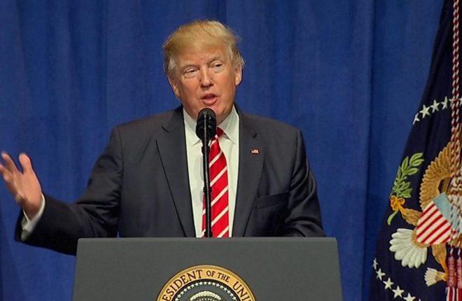 Trump says terror attacks 'under-reported'