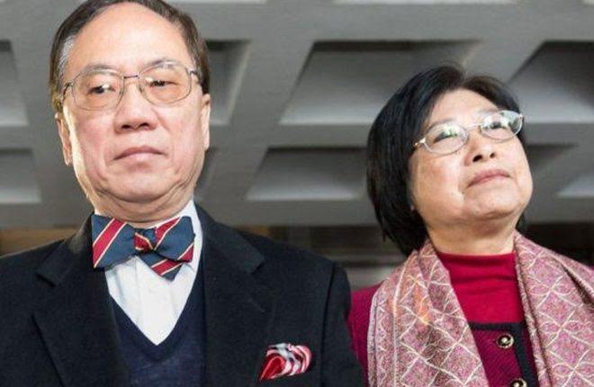 Donald Tsang: Hong Kong ex-leader guilty of misconduct