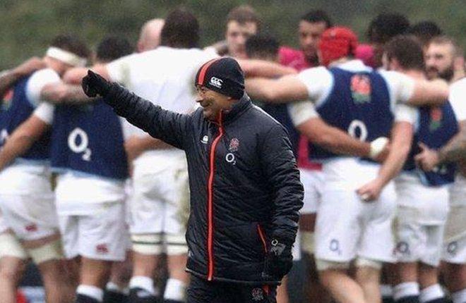 Six Nations 2017: Eddie Jones says England v France will be 'war' at Twickenham