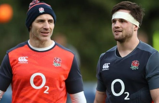 Six Nations – Wales v England: Jack Clifford and Jack Nowell start for England