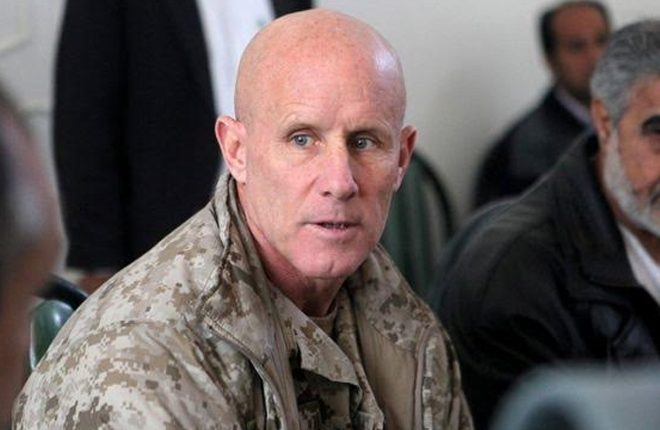 Robert Harward turns down Trump's national security adviser offer