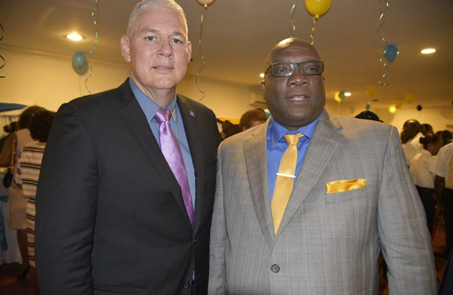 St. Kitts and Nevis extends congratulations to Saint Lucia on attaining 38 years of independence
