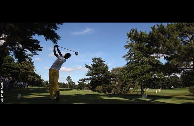 IOC warns Tokyo 2020 over men-only golf course