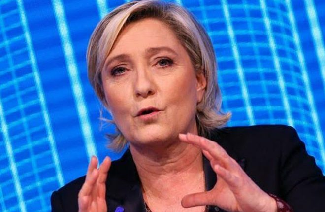 Marine Le Pen loses immunity from prosecution over IS images