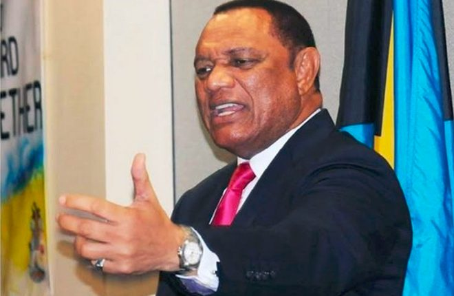 How a Finger Got the Bahamian Prime Minister in Hot Water