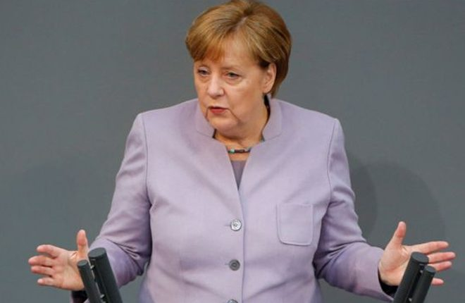 Brexit: Chancellor Merkel warns UK on scope of talks with EU