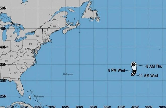 Subtropical Depression Forms in Atlantic Ahead of Official Start of Hurricane Season