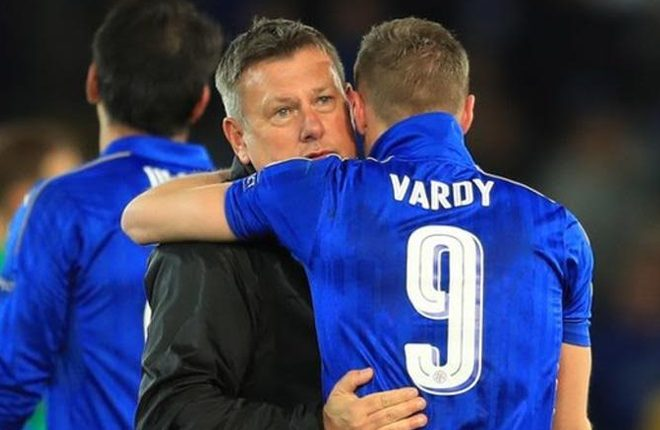 Craig Shakespeare: Leicester players want more Champions League football