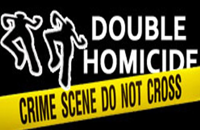 Police investigate double homicide on Nevis