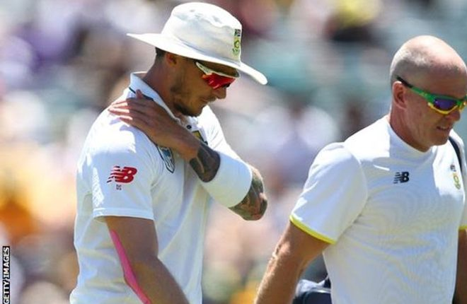 Dale Steyn: Injured South Africa bowler will miss Champions Trophy