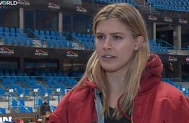 Maria Sharapova is a 'cheater' and should not play tennis again – Eugenie Bouchard