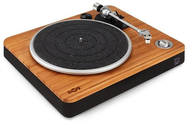 Marleys Hope To Stir Up Music Scene With Eco-Friendly Turntable