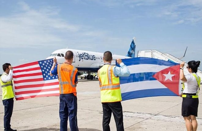 JetBlue Goes After Cuba Spots Other Airlines Are Giving Up