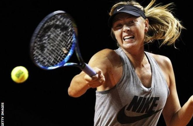 Maria Sharapova: Russian to learn French Open fate on 16 May