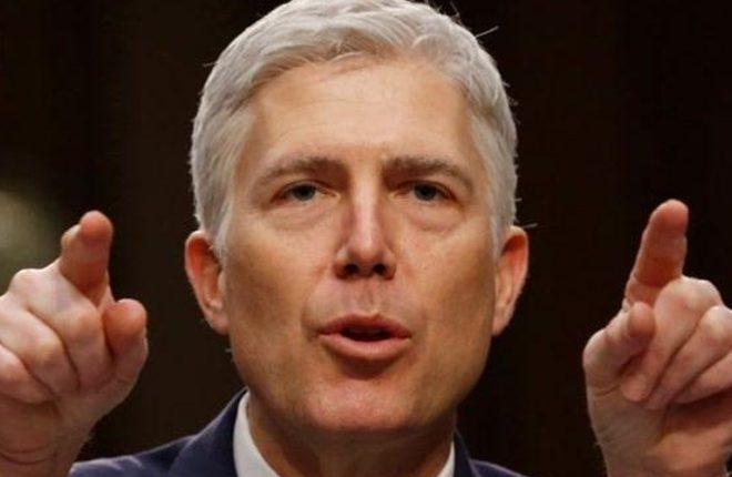 Republicans go 'nuclear' to ram through Trump court nominee