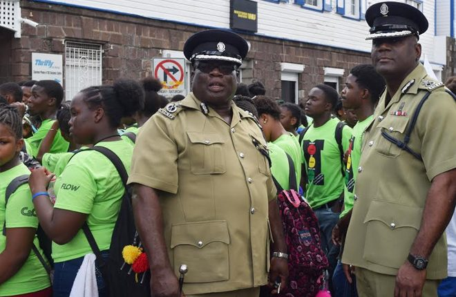 Police High Command praise positive change initiative for youth