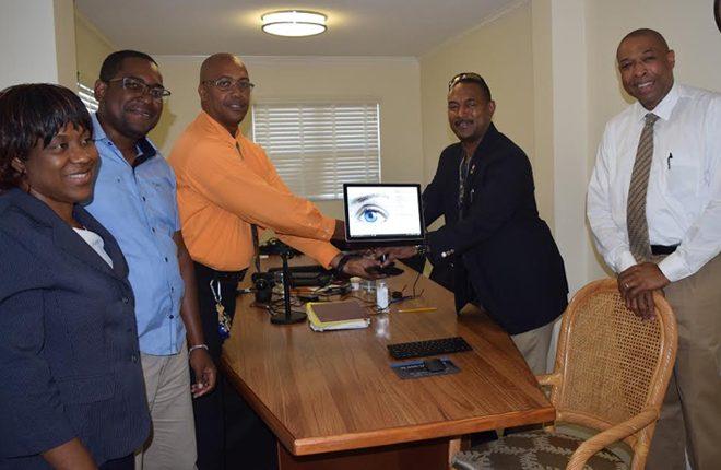"""""""Eye Detect"""" bolsters police integrity screening efforts"""