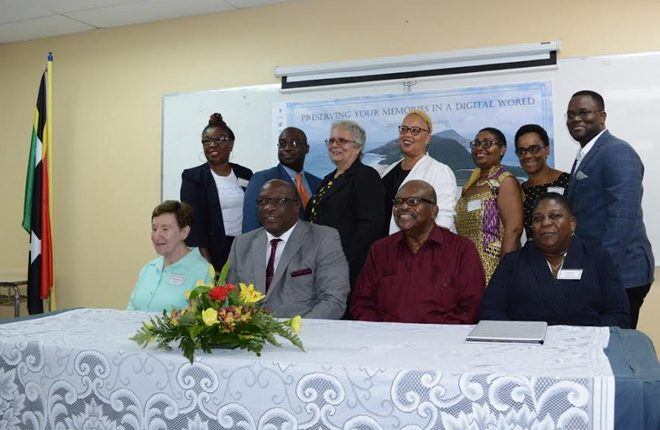 First ever Caribbean Digitization Workshop kicks off in St. Kitts and Nevis