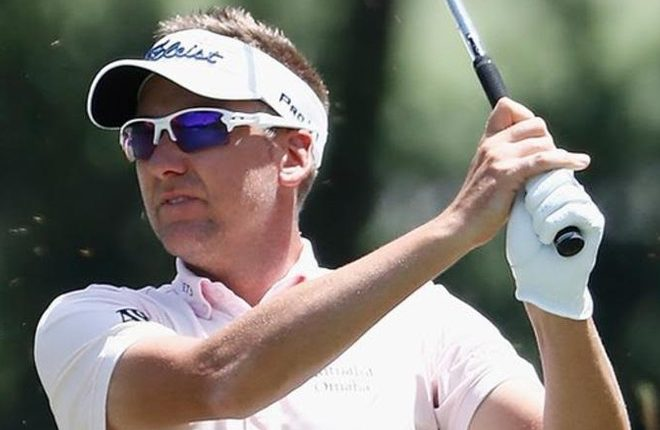 Ian Poulter: Players Championship runner-up upbeat after 'toughest stretch'