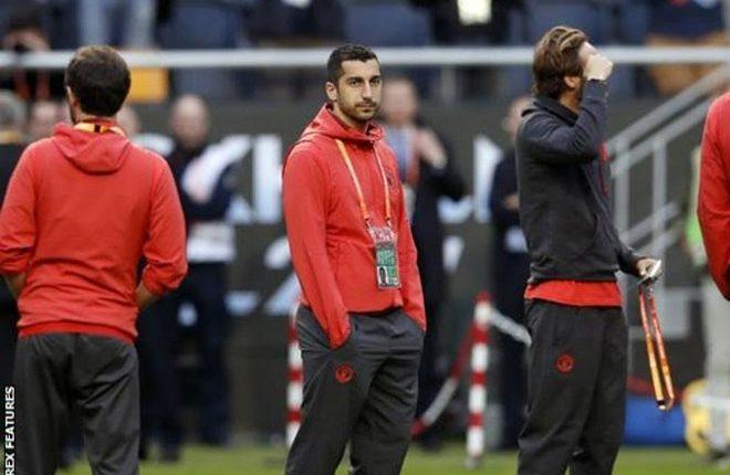 Manchester Arena attack: Police hope for 'poignant' Man Utd final in Stockholm