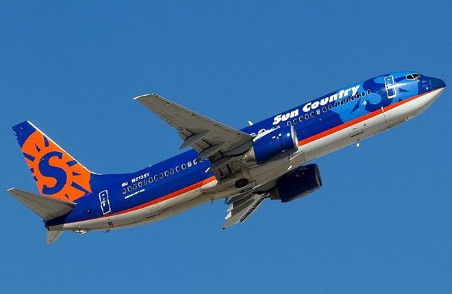 Sun Country Airlines to Fly to Aruba