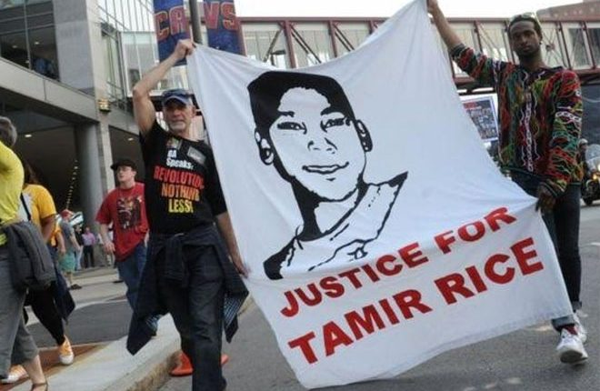 Tamir Rice shooting: Cleveland police officer Loehmann sacked