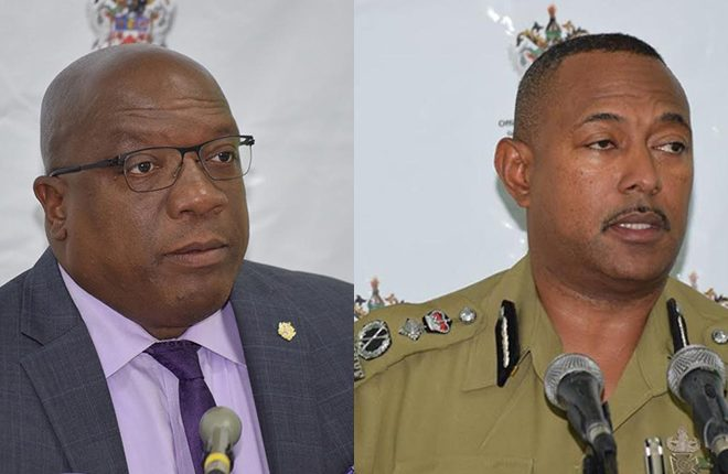 PM Harris and Commissioner send clear message to families: do not harbour criminal relatives!