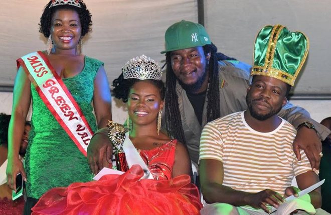Anandee Richards Snags Green Valley Festival Queen Title