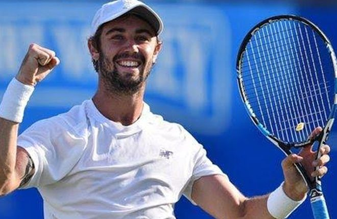 Andy Murray stunned by Jordan Thompson at Queen's
