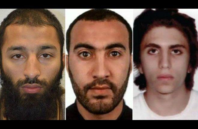 London attack: Third London Bridge attacker named