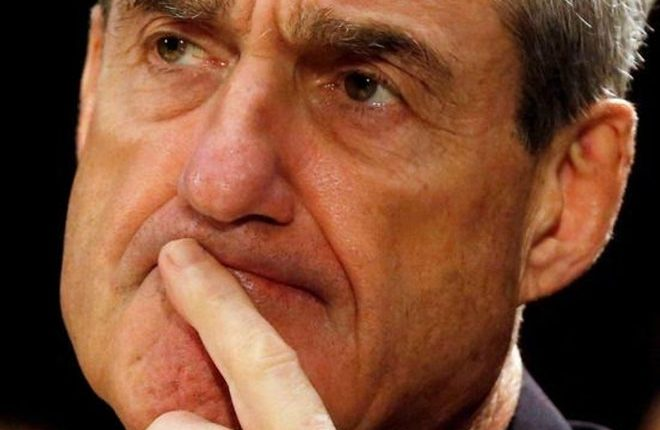 Trump-Russia inquiry: President 'probed for obstruction of justice'