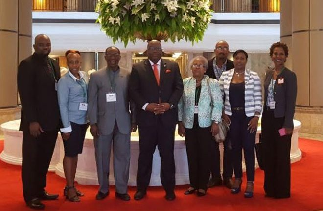 Prime Minister Harris leads delegation on an official visit to Taiwan