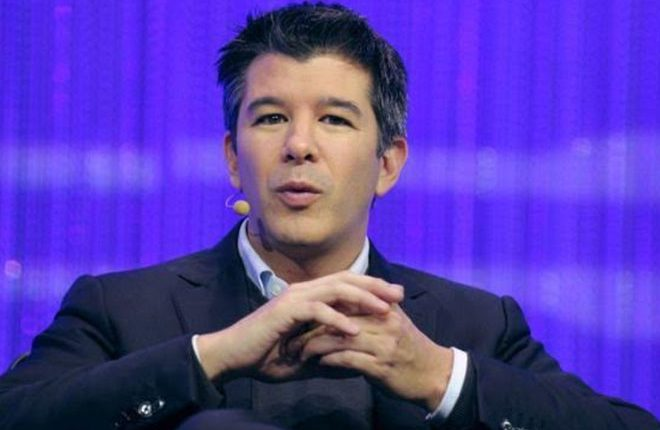 Uber chief to take leave from company